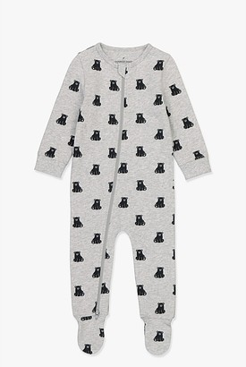 Country Road Unisex Bear Jumpsuit