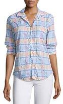 Frank And Eileen Barry Long-Sleeve Plaid Shirt, Multi Plaid