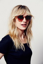 Free People Womens ROAD TRIPPER SUNGLASS