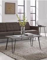 Owen Coffee Table- Grey Oak