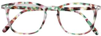 IZIPIZI Reading Glasses Collection E Green Tort +1