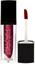 Palladio Lavish Velvet Matte Metallic Lip Gloss