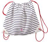Petit Bateau Poplin Backpack