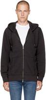 Levi's Levis Black Original Zip-up Hoodie