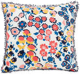 "Vera Bradley Cuban Tiles 16"" Square Decorative Pillow Bedding"
