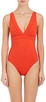 Eres Women's Jacques-Transat Microfiber One-Piece Swimsuit-RED