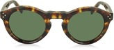 Celine BEVEL CL 41370/S Acetate Round Unisex Sunglasses