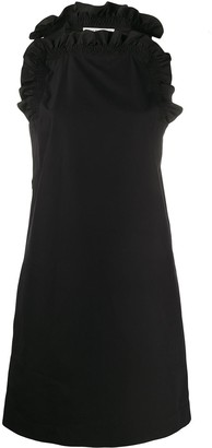 Givenchy ruffle collar dress