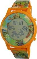 Disney Boy's Teenage Mutant Ninja Turtles TURKD16034AN Plastic Quartz Fashion Watch