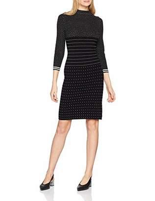 Comma Women's 81.901.82.5929 Dress,12 (Size: )