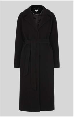 Whistles Boiled Wool Coat