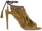 Aquazzura 'Pocahontas' sandals