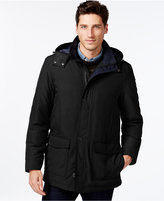 Perry Ellis Men's Big and Tall Hooded Parka