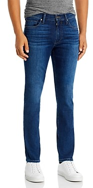 Paige Lennox Slim Fit Jeans in Bartlett