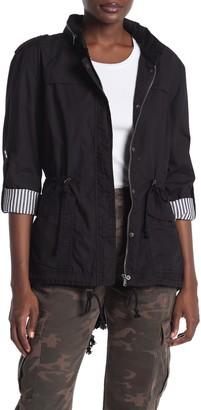 Velvet Heart Jonas Drawcord Waist Jacket