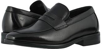 Florsheim Kids Postino Penny, Jr. (Toddler/Little Kid/Big Kid) (Black) Boy's Shoes