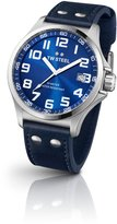 TW Steel Pilot TW400 Men's 45MM Leather Watch