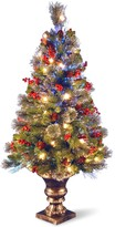Crestwood National Tree Company 4-ft. Fiber Optic Spruce Artificial Christmas Tree