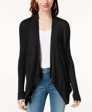 INC International Concepts Inc Petite Open-Front Cardigan, Created for Macy's