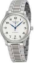 Longines Watches Master Collection Automatic Transparent Case Back Men's Watch