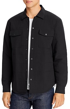 7 For All Mankind Regular Fit Solotex Shirt Jacket