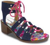 Nine West Kacie Youth Sandal - Girl's