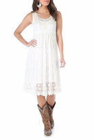 Wrangler Embroidered Lace Dress