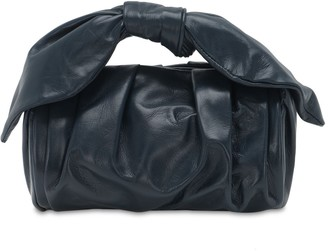 REJINA PYO Nane Smooth Leather Bag