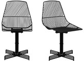 Bend Goods Swiveling Ethel Dining Chair Color: Black