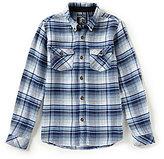 O'Neill Big Boys 8-20 Butler Flannel Long-Sleeve Shirt