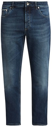 Brunello Cucinelli Cotton Stretch Jeans