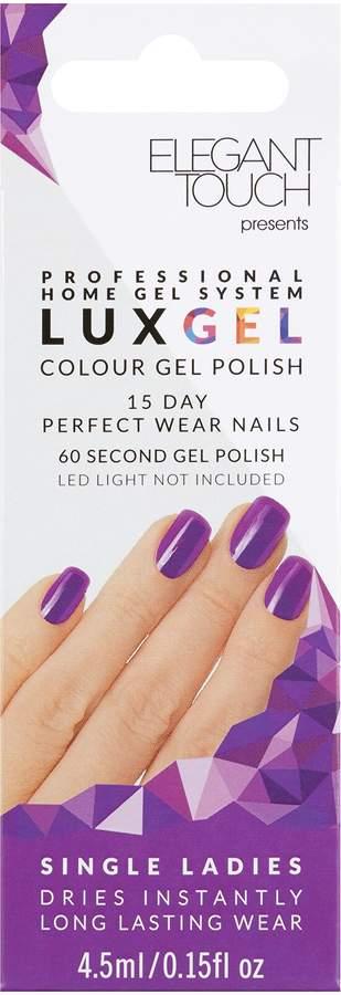 Elegant Touch Lux Gel, Single Ladies 4.5 ml
