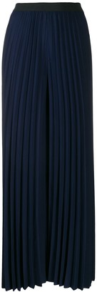 Fabiana Filippi Pleated Loose Trousers
