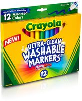 Crayola 12-pk. Washable Markers