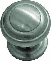 Hickory Hardware P2286-SN 1-Inch Zephyr Knob, Satin Nickel [Tools & Hardware]