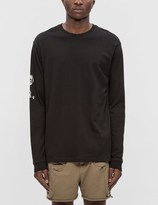 Perks And Mini Matt Damhave L/S T-Shirt