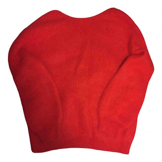 Semi-Couture Semicouture Red Wool Knitwear