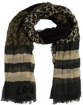 Louis Vuitton Cashmere Leopard V Stole