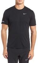 Nike 'Contour' Mesh Dri-FIT Running T-Shirt