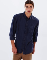 Globe Goodstock Vintage LS Shirt