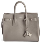 Saint Laurent Small Sac De Jour Tote - Grey
