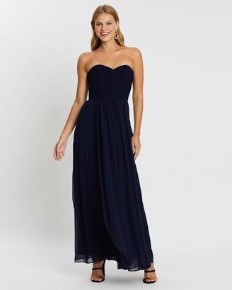Review Amora Maxi Dress