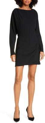 A.L.C. Greer Long Sleeve Mini Dress