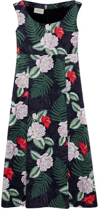 Gucci Hawaiian-print dress