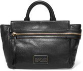 Marc by Marc Jacobs Textured-leather tote