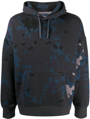Levi's Made & Crafted Camouflage-Print Hoodie
