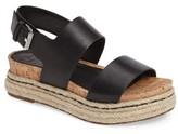 Marc Fisher Women's Oria Espadrille Platform Sandal