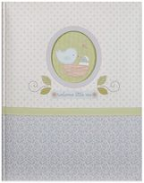 "Gibson C.R. Nest ""Welcome Little One"" Memory Book"