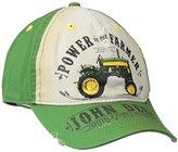 John Deere Men's Vintage Tractor Cap