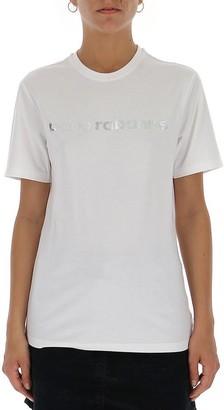 Paco Rabanne Logo Crewneck T-Shirt